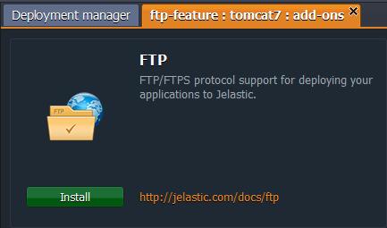 install ftp