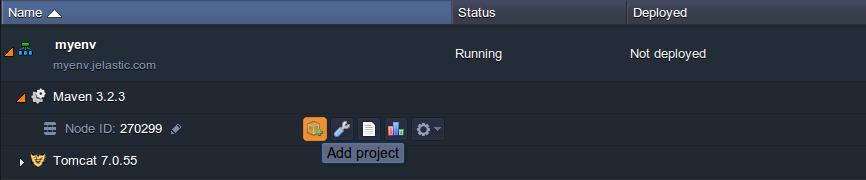 add maven project