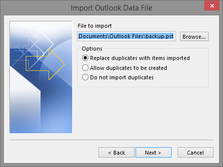 Do not import duplicates