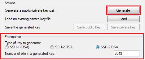 key settings